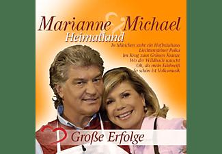 Marianne - Heimatland-Ihre Grossen Erfolge  - (CD)