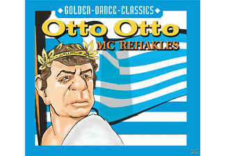 Mc Rehakles - Otto Otto  - (Maxi Single CD)