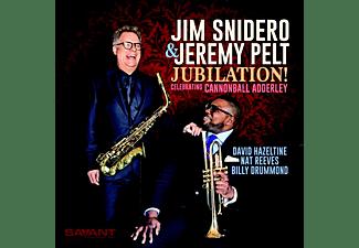Jim Snidero, Jeremy Pelt - Jubilation! Celebrating Cannonball Adderley  - (CD)