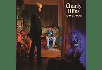 Charly Bliss - Yound Enough (Blue Vinyl LP)  - (Vinyl)