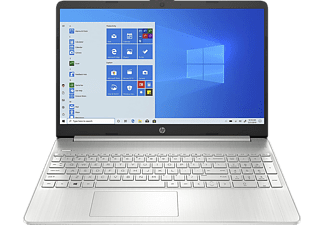 "HP 15S-FQ2005NH 303K0EA Ezüst laptop (15,6"" FHD/Core i5/8GB/512 GB SSD/Win10H)"