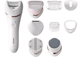 PHILIPS Epilator (Serie 8000 (BRE740/10)