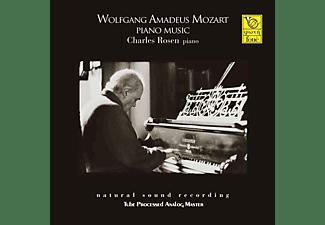 Charles Rosen - PIANO MUSIC (NATURAL SOUND RECORDING)  - (Vinyl)