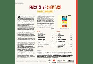 Patsy Cline - SHOWCASE WITH THE JORDANAIRES (LTD.180G FARBIGES  - (Vinyl)