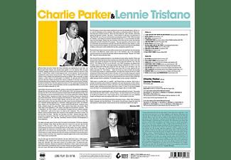Charlie Parker, Lennie Tristano - CHARLIE PARKER WITH LENNIE TRISTANO (180G FARBIGE  - (Vinyl)