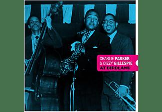 Charlie Parker, Dizzy Gillespie - AT BIRDLAND (180G FARBIGES VINYL)  - (Vinyl)