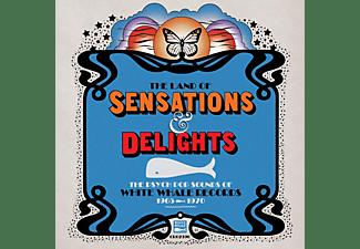 VARIOUS - THE LAND OF SENSATIONS & DELIGHTS  - (Vinyl)