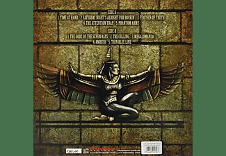 Poltergeist - FEATHER OF TRUTH (LTD.GTF.VINYL RED TRANSPARENT)  - (Vinyl)