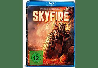 Skyfire-Eine Insel in Flammen Blu-ray