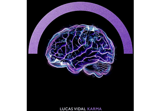 Lucas Vidal - KARMA  - (CD)