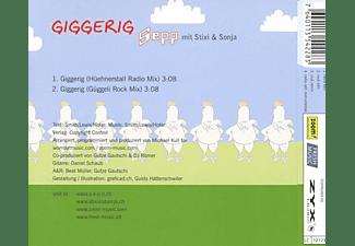 Sepp Mit Stixi & Sonja - Giggerig  - (CD)
