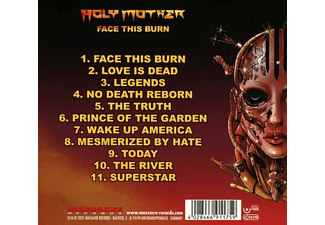 Holy Mother - Face This Burn  - (CD)