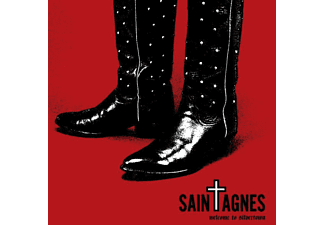 Saint Agnes - Welcome To Silvertown  - (CD)