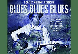 VARIOUS - Blues Blues Blues (3CD)  - (CD)