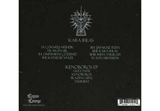 Imha Tarikat - KARA IHLAS / KENOBOROS  - (CD)