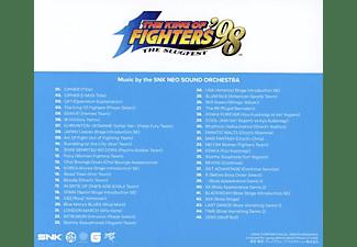 Hideki Ost/asanaka - The King Of Fighters '98 (Remastered)  - (CD)