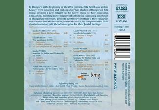 Hungarian Serenade - HUNGARIAN SERENADE  - (CD)