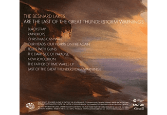 The Besnard Lakes - Are The Last Of The Great Thunderstorm Warnings  - (CD)
