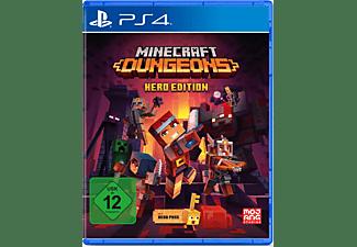 Minecraft Dungeons (Hero Edition) - [PlayStation 4]