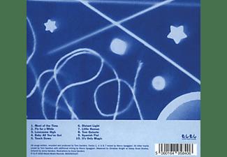Tom Sanders - Only Magic  - (CD)