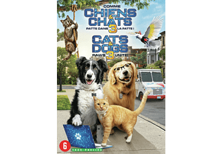 Cats & Dogs 3:Paws Unite! - DVD