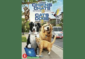 Comme Chiens & Chats 3: Patte Dans La Patte! - DVD