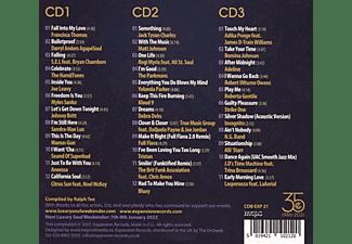 VARIOUS - Luxury Soul 2021  - (CD)