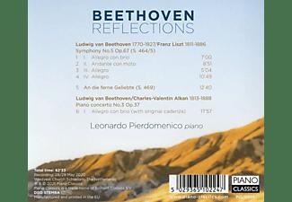 Leonardo Pierdomenico - Beethoven:Reflections  - (CD)