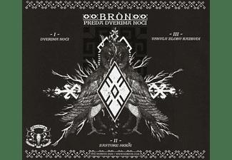Bron - Pred Dverima Noci  - (CD)