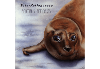 Peter Reifegerste - Animals Amnesty  - (CD)