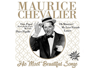 Maurice Chevalier - His Most Beautiful Songs  - (CD)
