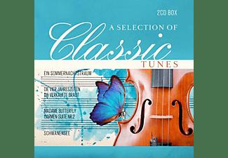 Van Beethoven - Tschaikowsky - Händel - A SELECTION OF CLASSICS TUNES  - (CD)