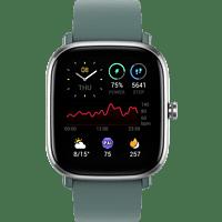 AMAZFIT A2018 GTS 2 mini, Smartwatch, 120 mm + 85 mm, Sage Green