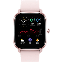 AMAZFIT A2018 GTS 2 mini, Smartwatch, 120 mm + 85 mm, Flamingo Pink