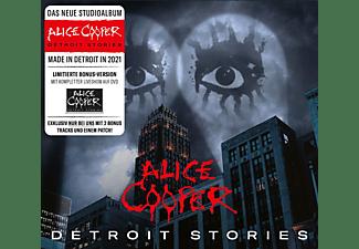 Alice Cooper - Detroit Stories Limitierte Exklusive Editon  - (CD + DVD)