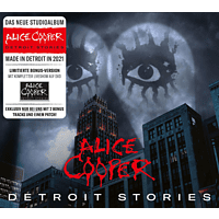 Alice Cooper - Detroit Stories Limitierte Exklusive Editon  - (CD + DVD)
