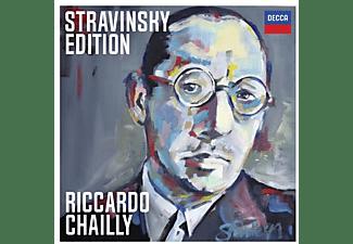 Riccardo Chailly - Riccardo Chailly Stravinsky Edition  - (CD)