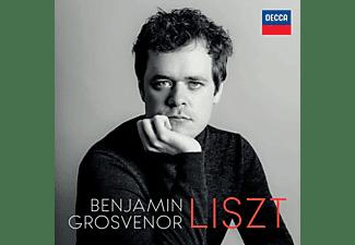 Benjamin Grosvenor - Liszt  - (CD)