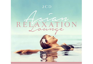 VARIOUS - Asian Relaxation Lounge  - (CD)