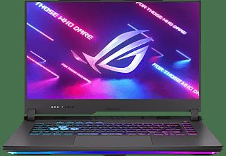 ASUS ROG Strix G15 G513QM-HN254T, Gaming NoteBook mit 15,6 Zoll Display, AMD Ryzen™ 9 Prozessor, 16 GB RAM, 512 GB SSD, GeForceRTX™3060, Eclipse Gray