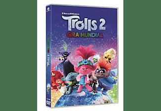 Trolls 2: Gira Mundial - DVD
