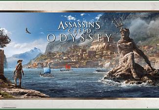 Assassin's Creed Odyssey Poster Vista