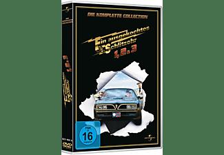 Ein ausgekochtes Schlitzohr 1, 2, 3 DVD