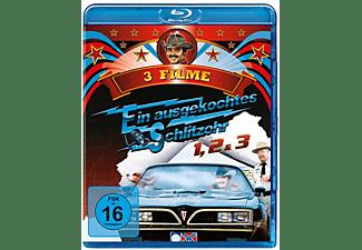 Ein ausgekochtes Schlitzohr - Teil 1-3 Blu-ray