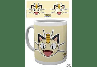 Taza - Pokémon Meowth, Cerámica, 30 cl