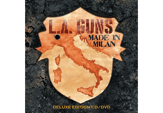The L.a.guns - Made In Milan  - (Blu-ray)