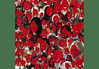 Egopusher - Blood Red (+Download)  - (Vinyl)