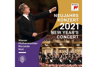 Wiener Philharmoniker & Riccardo Muti - Neujahrskonzert 2021  - (Vinyl)
