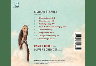 Behle,Daniel/Schnyder,Oliver - UN-ERHORT - OUT-RAGEOUS KRAMERSPIEGEL AND OTHERSON  - (CD)