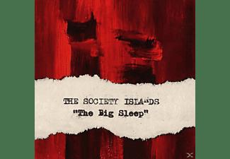 The Society Islands - The big sleep  - (CD)